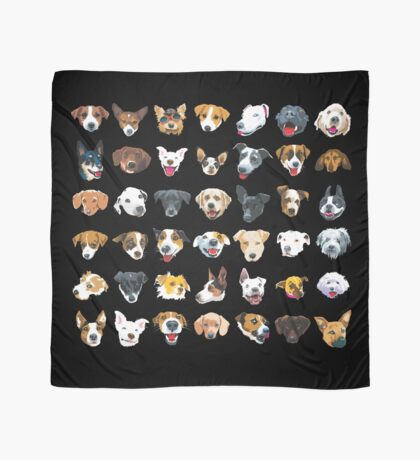 pooches Scarf
