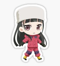 A Place Further than the Universe - Chibi Shirase Sticker