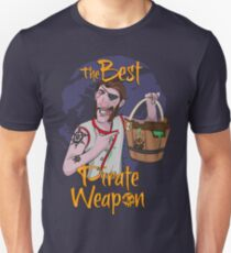 Pirate Weapon Unisex T-Shirt