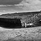 Port Winston, Arromanches by Arnaud Lebret