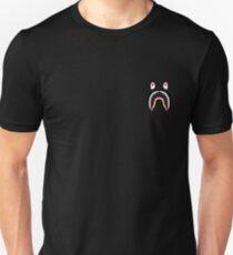 Bape shark print Unisex T-Shirt