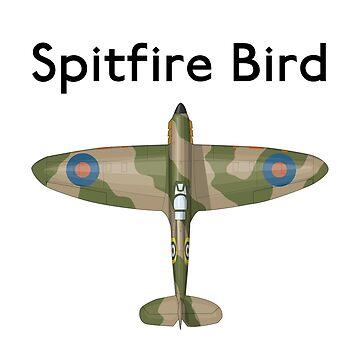 Spitfire Bird by Antilles