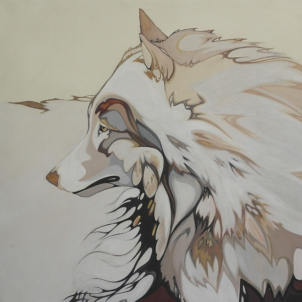 Lobo by Cindy Collins