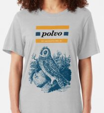 ✅ Polvo Owl Slim Fit T-Shirt