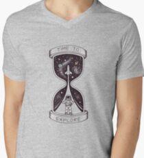 Time to Explore Men's V-Neck T-Shirt
