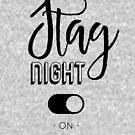« Stag night » par lepetitcalamar