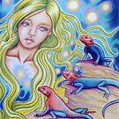 Agama Dream by AngelaDeRiso