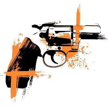 Colt - orange by craneone