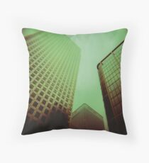 Someone Else's Eyes Throw Pillow