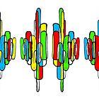 4 Colors by Istvan Ocztos