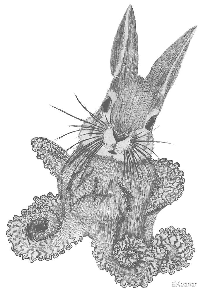 Combinations #2: Rabbit-Octopus by EKeener
