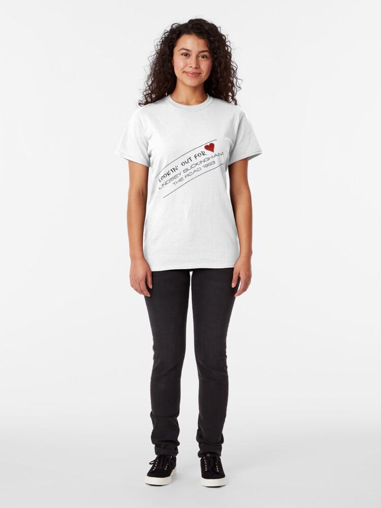 Alternate view of lb93(1) Classic T-Shirt