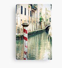 Waterway Canvas Print