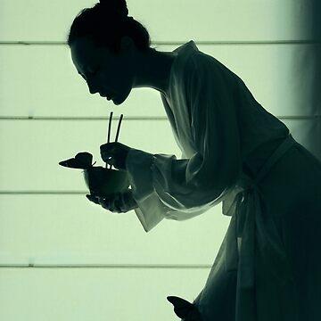 geisha by p-insolito