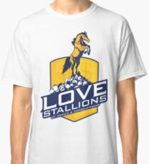 Love Stallions of Greed and Conquership Classic T-Shirt