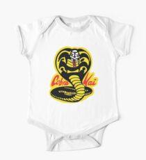 Cobra Kai - KEINE GNADE! Baby Body Kurzarm