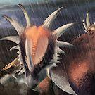 Styracosaurus by UmbreoNoctie