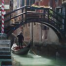 Canal Shot In Venice by ejacent