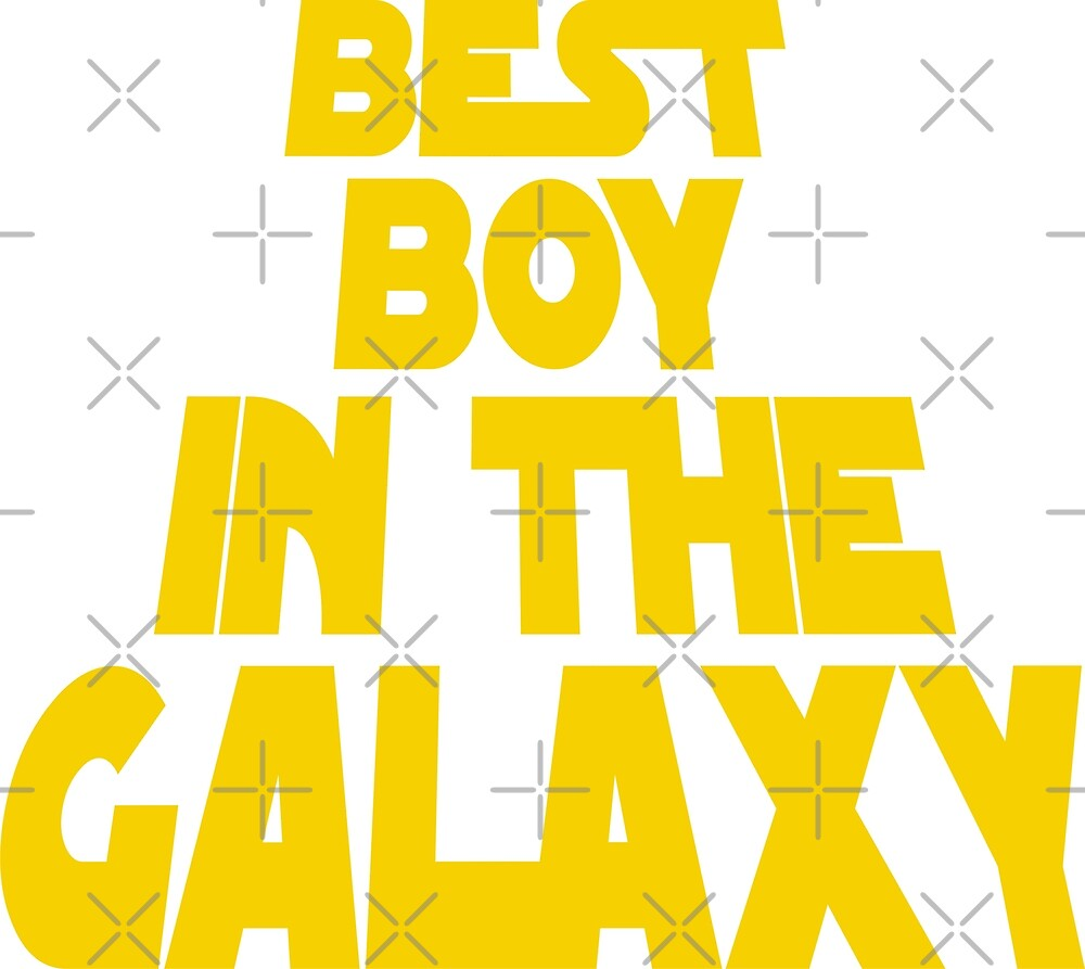Best Boy in the Galaxy by MBK13
