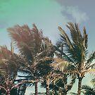 Vintage Palm Hawaii Summer Daze by Leah Flores