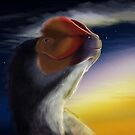 Dilophosaurus Speculativus by UmbreoNoctie
