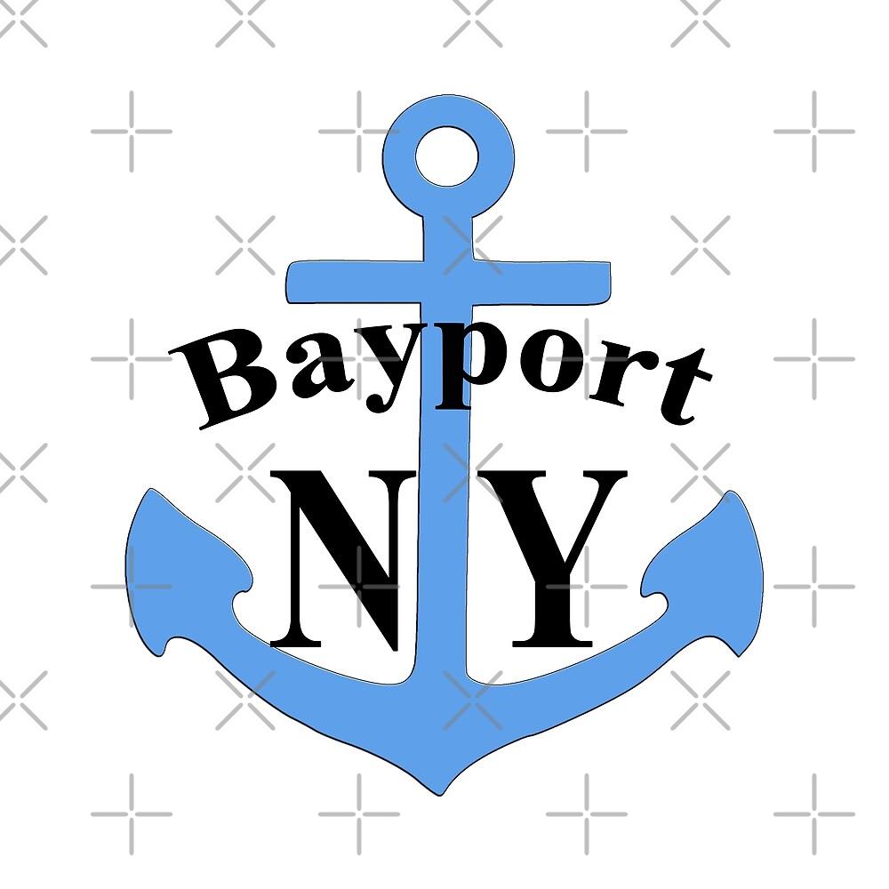 Bayport, NY Anchor - Hardy Boys by Christopher Reed