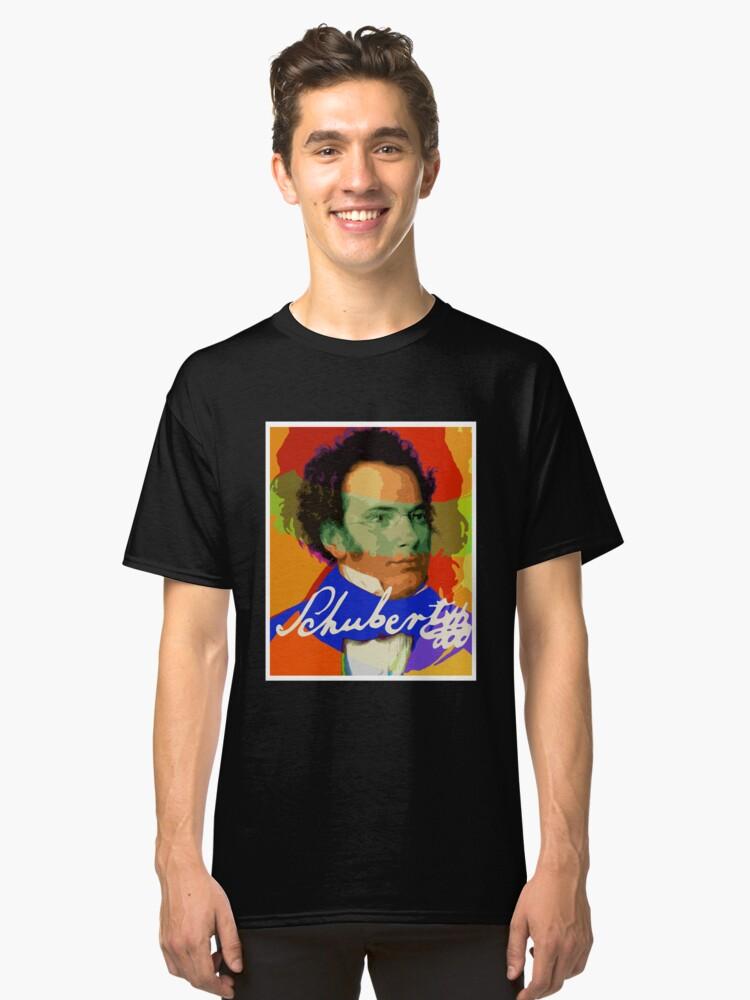 Schubert Classic T-Shirt Front