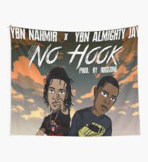 No Hook Wall Tapestry