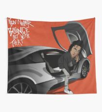 Bounce Out With That Wall Tapestry