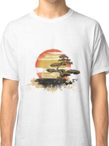 Japan art Classic T-Shirt