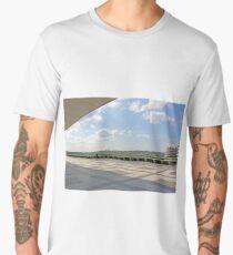 Terrace Walking Men's Premium T-Shirt