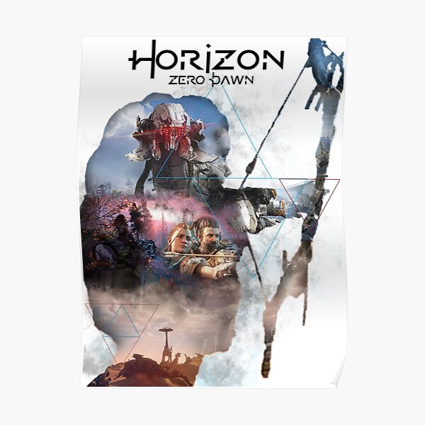 Poster Horizon Zero Dawn