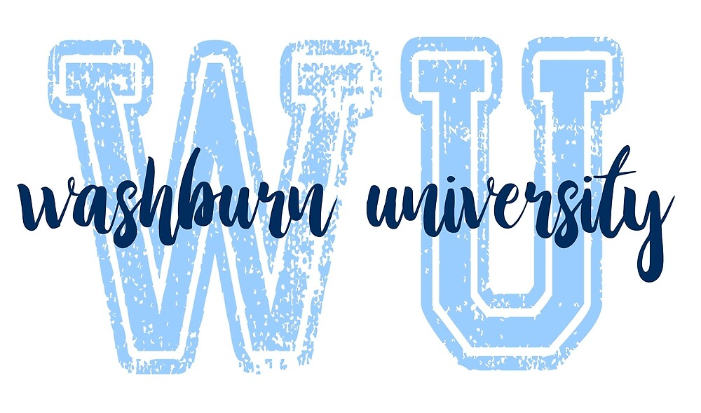 Washburn University by tarynreed