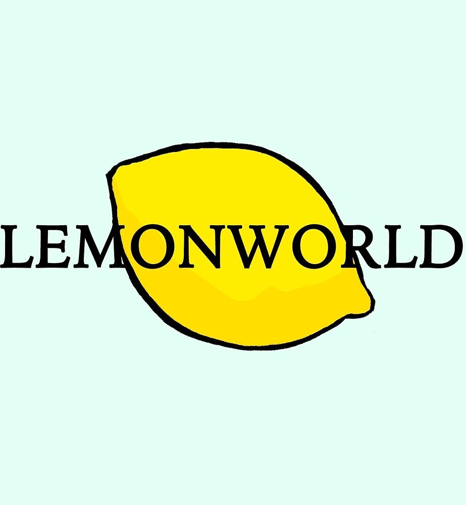 The National (Band) - Lemonworld (High Violet) by niflheimv