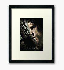 Kovacs Framed Print