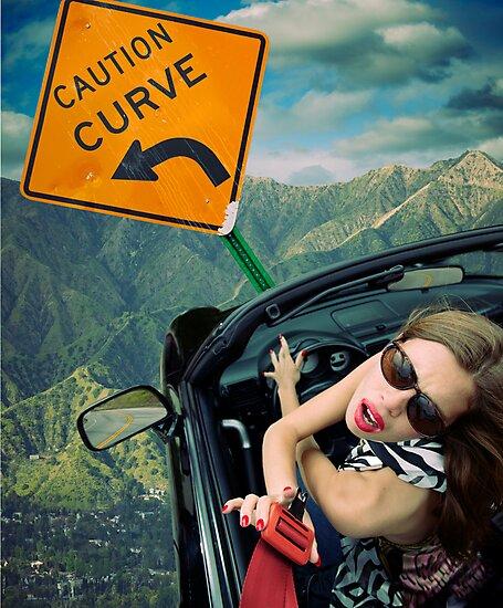 Ironic Death - Seat Belt Distraction by Nick Koudis
