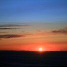 Hebridean Sunset by Alexander Mcrobbie-Munro