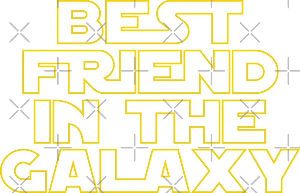 Best Friend in the Galaxy by MBK13