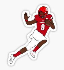 Lamar Jackson Sticker