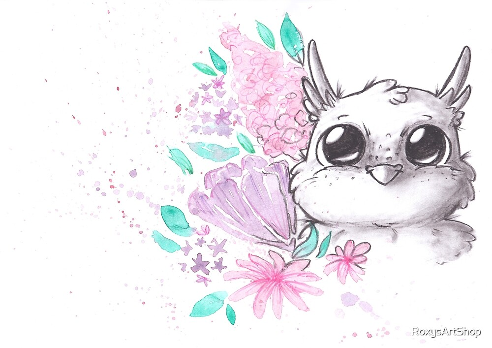 ... owl! by RoxysArtShop