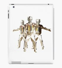 Moonbase Cybermen iPad Case/Skin