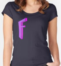 We know of Mr. F Women's Fitted Scoop T-Shirt