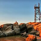 RED ROCK MORNING by Throwing  Buckets Magazine