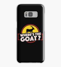 Jurassic Park - Where's The Goat? Samsung Galaxy Case/Skin