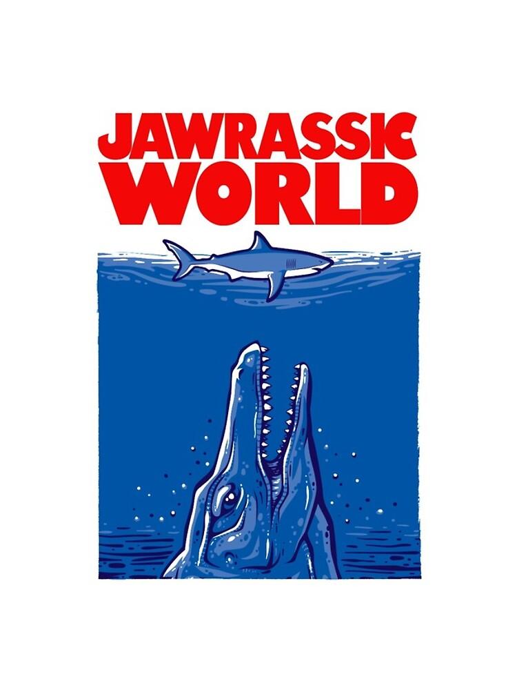 Mundo Jawrassic (variación) de Tabner