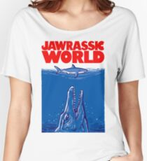 Jawrassic World (variation) Women's Relaxed Fit T-Shirt