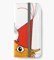 Cat & Mouse Party Fun ! iPhone Wallet/Case/Skin