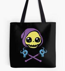 Skeletaww and Crossbones Tote Bag