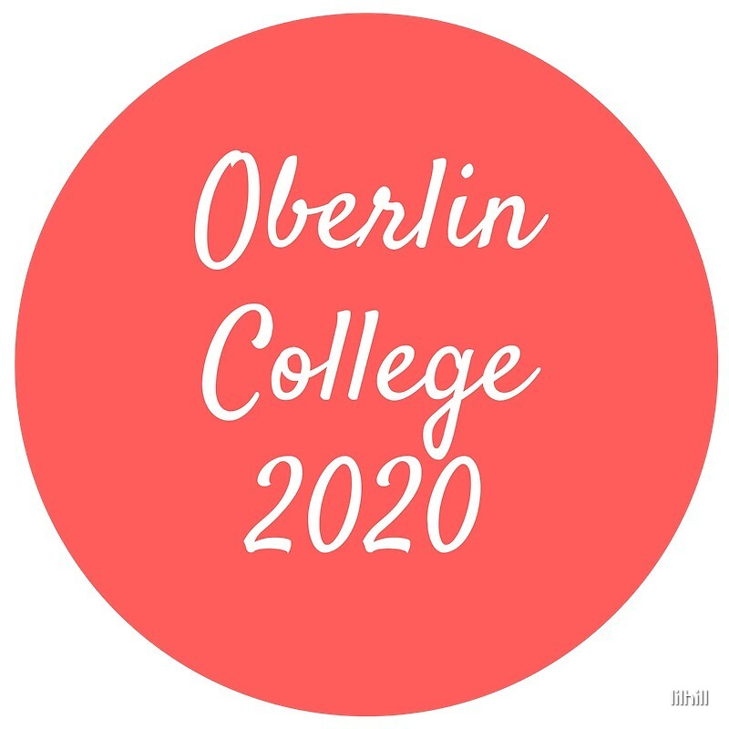 Oberlin College - Class of 2020 by lilhill