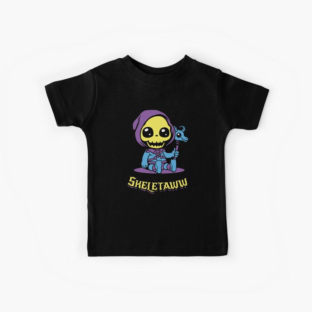 Cute Skeletor - Skeletaww Kids T-Shirt